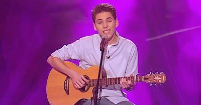 Depois de arrasar nos ídolos, Bruno Vieira encantou no The Voice Portugal