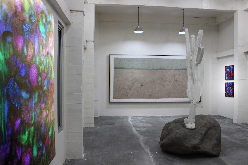 Victor Angelo Jumaldi Alfi Artist Paintings Sculptures International Contemporary Art Space Indonesian Artists