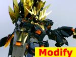 Earth Federation Forces (EFF) RX-0 Unicorn Gundam 02 Full Armed Banshee