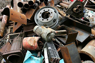 how to make money collecting scrap metal