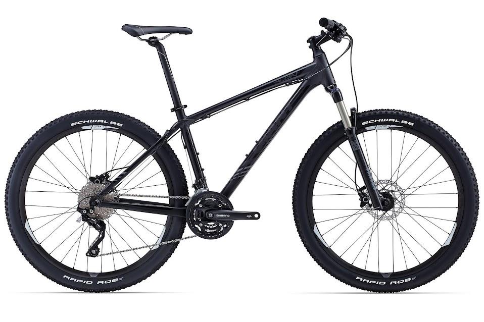 Xe dap the thao dia hinh Talon 27.5, xe dap the thao, xe dap trinx, xe đạp thể thao chính hãng, xe dap asama, Talon 27 5 1 Black