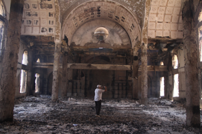 Christians refuse outside protection as Muslims burn churches