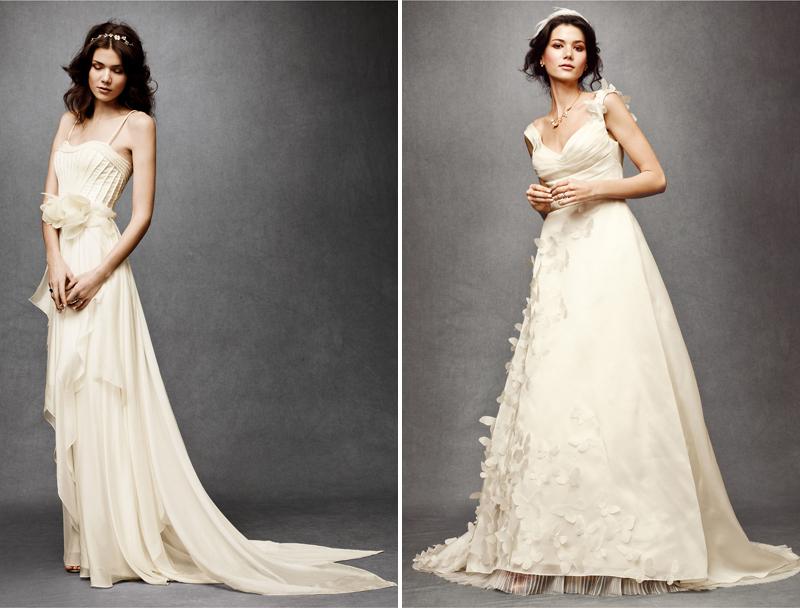 newport wedding dress