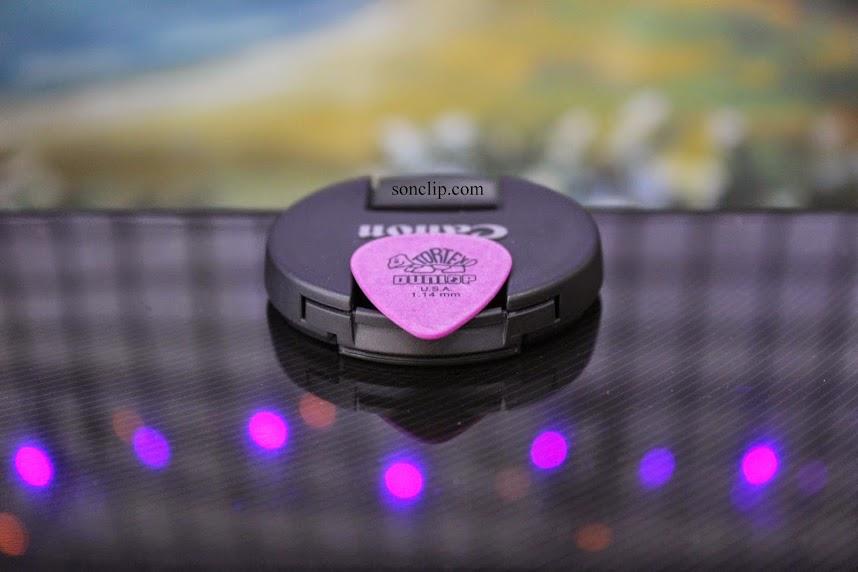 Miếng Gảy - Dunlop Tortex® Standard Picks (1.14 mm)