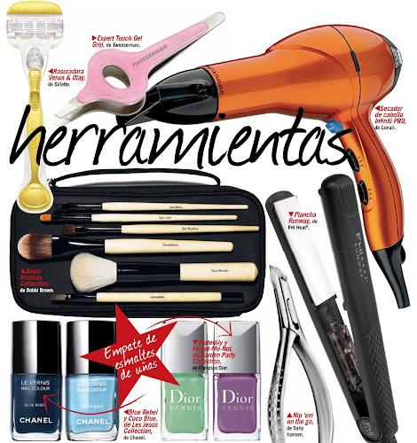 Premios Vanidades - Herramientas