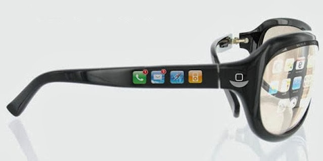 iglass, las gafas de apple
