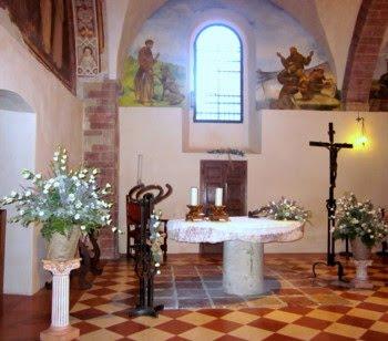 Cappella delle Reliquie Assisi