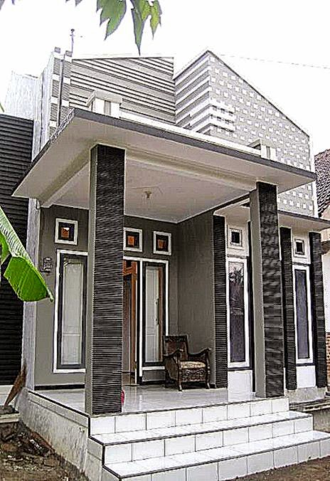desain teras rumah gallery taman minimalis