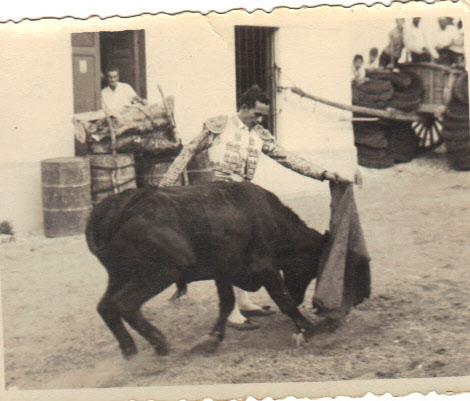 Pepe el de la Camila, el torero de Setenil. Más información aquí http://bit.ly/1i9dLDc