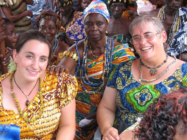 Naming Ceremony in Ghana