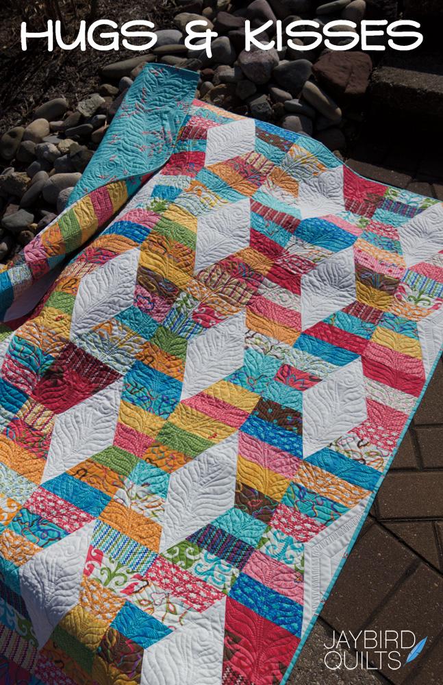 Hugs & Kisses | Jaybird Quilts : jaybird quilt - Adamdwight.com