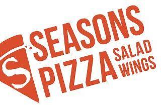 Image result for Seasons Pizza Logo