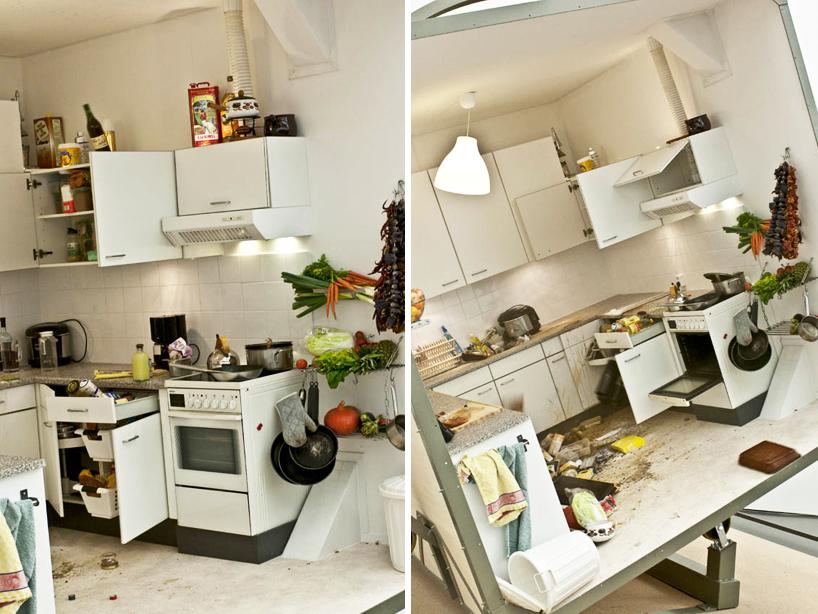 *旋轉廚房:zeger reyers 吃藝術展! 3