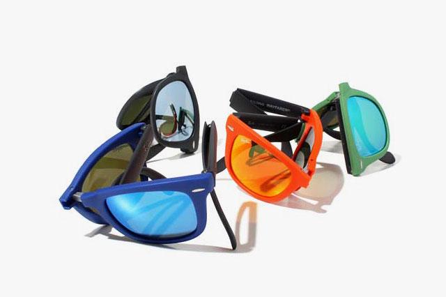 *Ray-Ban折疊眼鏡:六十周年Wayfarer 2013 新發表! 3