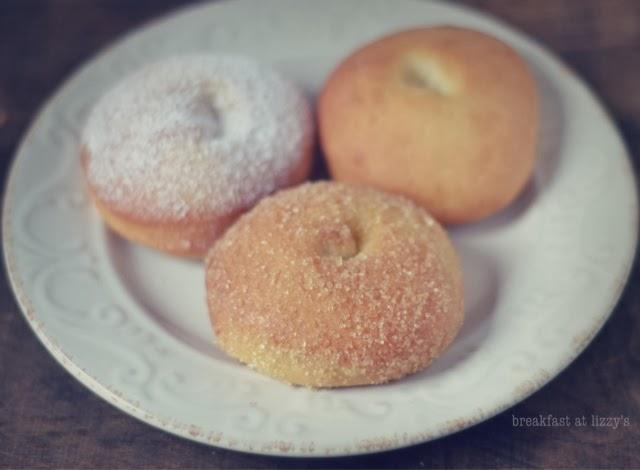 donut al forno