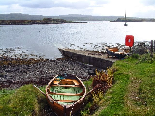 Outlander and the Skye Boat Song