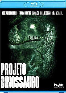 Filme Poster Projeto Dinossauro BDRip XviD Dual Audio & RMVB Dublado