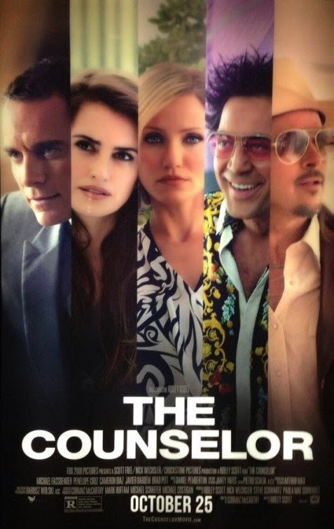 Poster Of English Movie The Counselor (2013) Free Download Full New Hollywood Movie Watch Online At Alldownloads4u.Com