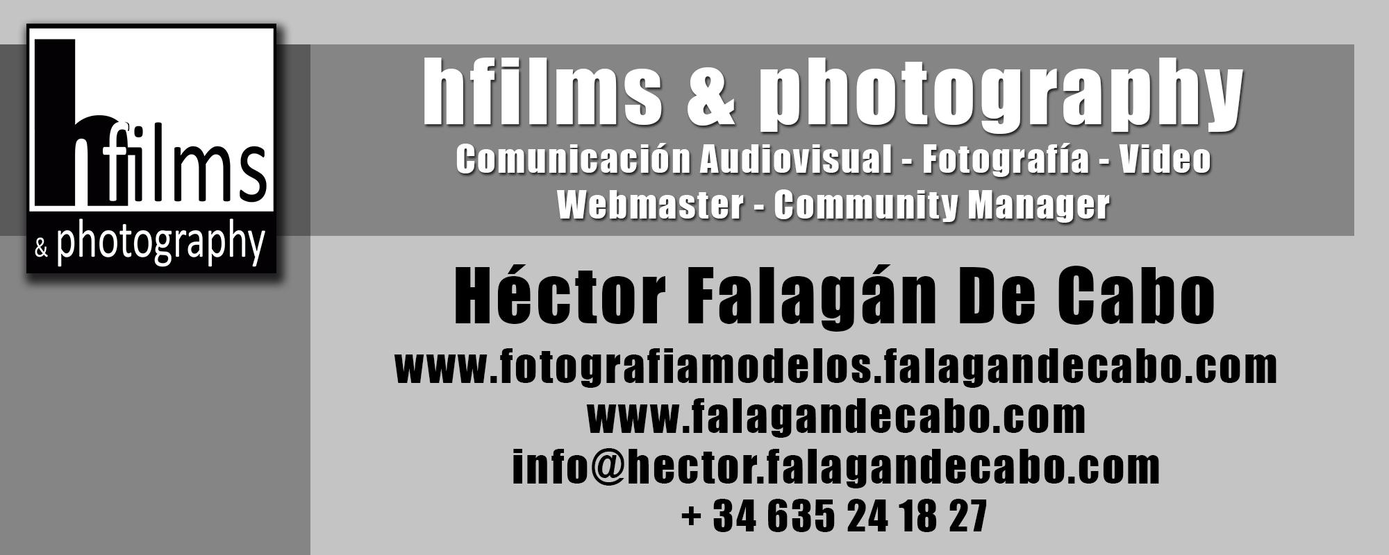 Héctor Falagán De Cabo. Webmaster - Community Manager. ((( contacto: Clic sobre este banner )))
