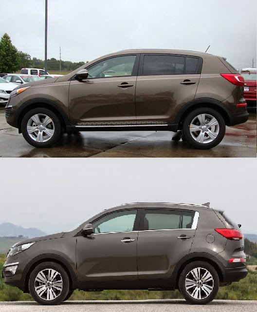kia sportage iii lifting strona 10 forum kia sportage. Black Bedroom Furniture Sets. Home Design Ideas