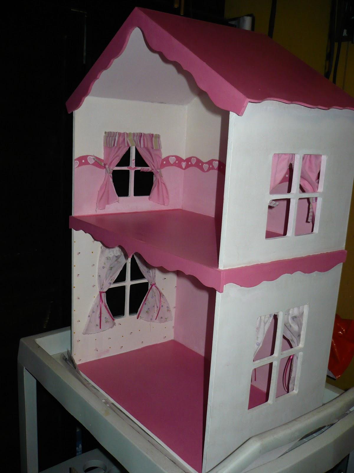 Casita De Mu Ecas En Fibrofacil Articulo Mu Ecas Casa De Mu Ecas  # Muebles Fibrofacil Para Casa Munecas
