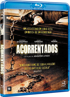 Filme Poster Acorrentados BDRip XviD Dual Audio & RMVB Dublado