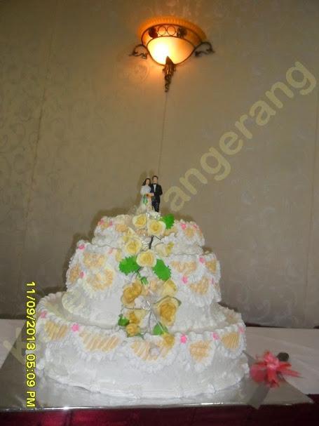 Wedding Cake, Lippo Karawaci, Tangerang