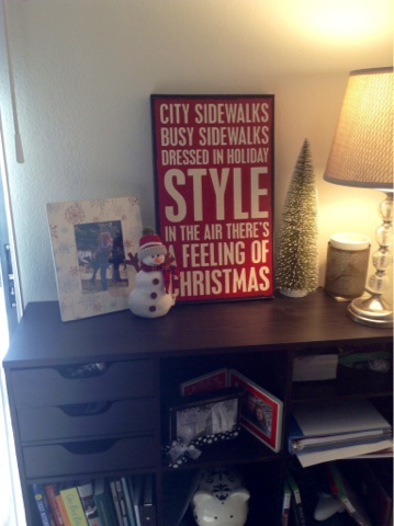 Apartment Decorating For The Holidays
