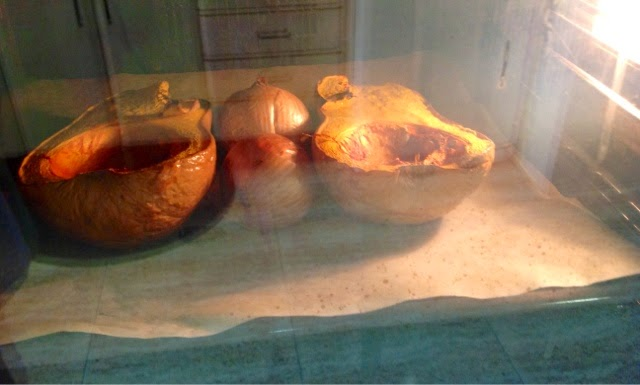 Francisca y sus recetas crema de calabaza asada for Cocinar a 90 grados