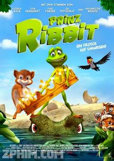 Chú ếch Ribbit - Ribbit (2014) Poster