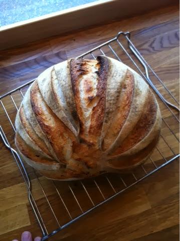bröd med skrädmjöl