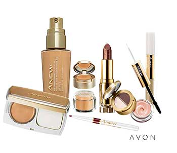 Avon Anew Makeup