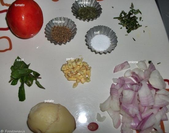 Potatoes alla Pizzaiola Recipe