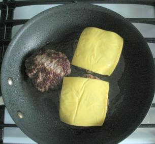 a009 [Món ngon] Bánh mì Hambuger kẹp thịt bò nhanh chóng