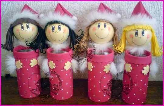 NUevos modelos de dulceros para niñas