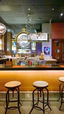 Rx Boiler Room, a steampunk restaurant in Las Vegas