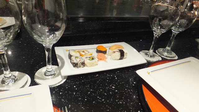 Cancun, Iberostar, Teppanyaki, Sushi, Gastronomie, Food, elisaorigami, travel, blogger, voyages, lifestyle