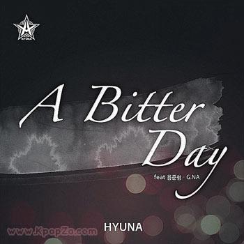 HyunA (4minute) ปล่อย 'A Bitter Day' เพลงในอัลบั้มใหม่ออกมาแล้ว