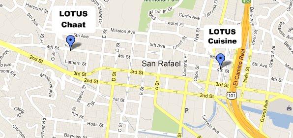 West End Cafe San Rafael Menu