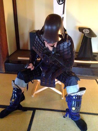松山城 鎧