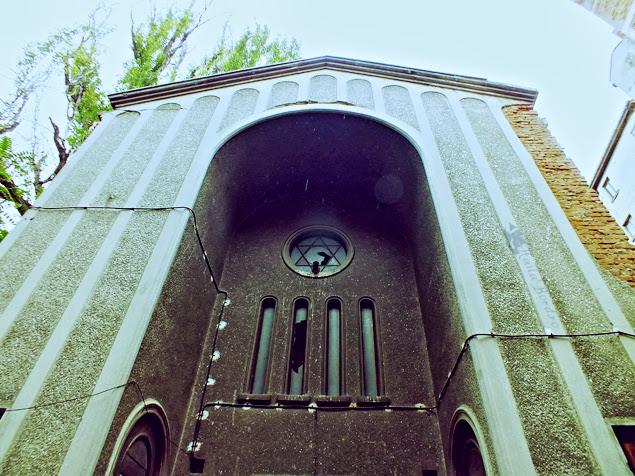 sinagoga calea mosilor bucuresti august 2013
