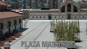 Urbanización y cierre del entorno de las naves 8, 9, 15 y 16 de Matadero Madrid
