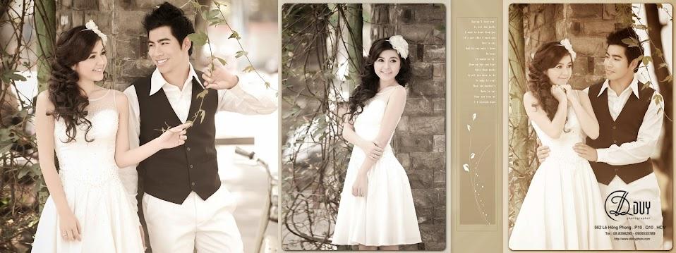 Lựa chọn góc máy và ánh sáng giúp cho album hình cưới đẹp lung linh hơn