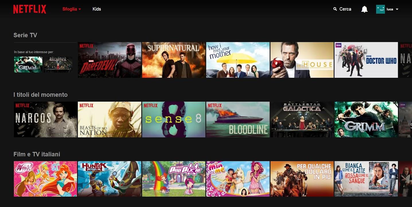 Netflix Italia: Che cos'è, Come funziona e Quanto costa