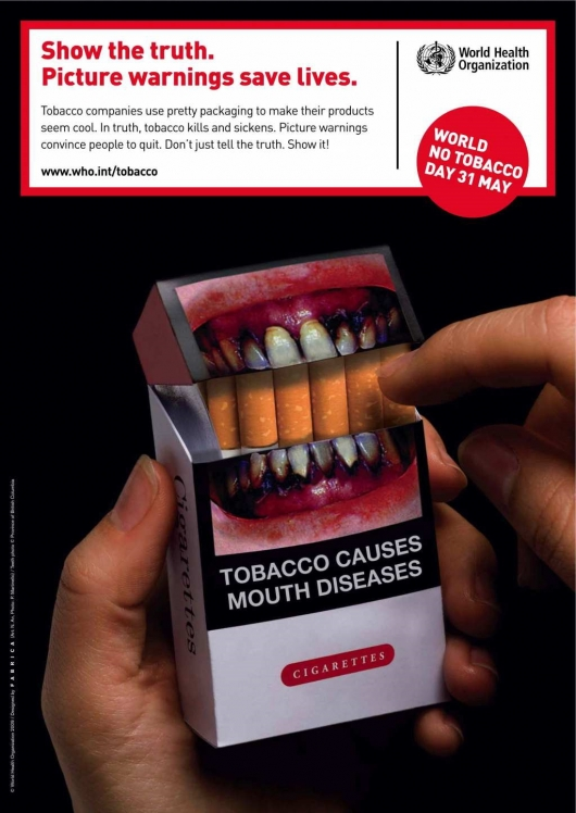 Warning On Cigarette Packs Brands | Stop Smoking Cigarettes