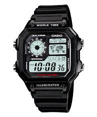 Casio Standard : MTD-1070-1A1V