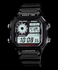 Casio Standard : LTP-V004D-7B