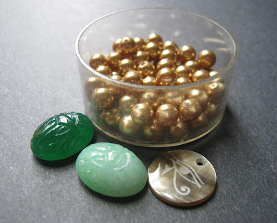 New Beads for May and June 2011