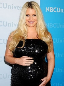 Jessica Simpson Gave Birth on Labor Day