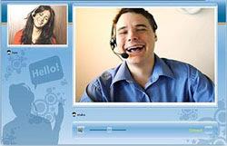 Facebook совместно со Skype запускают видеочат